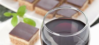 Dessert- og portvin