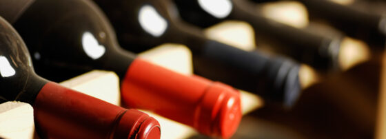 Sådan bør du opbevare dine vine