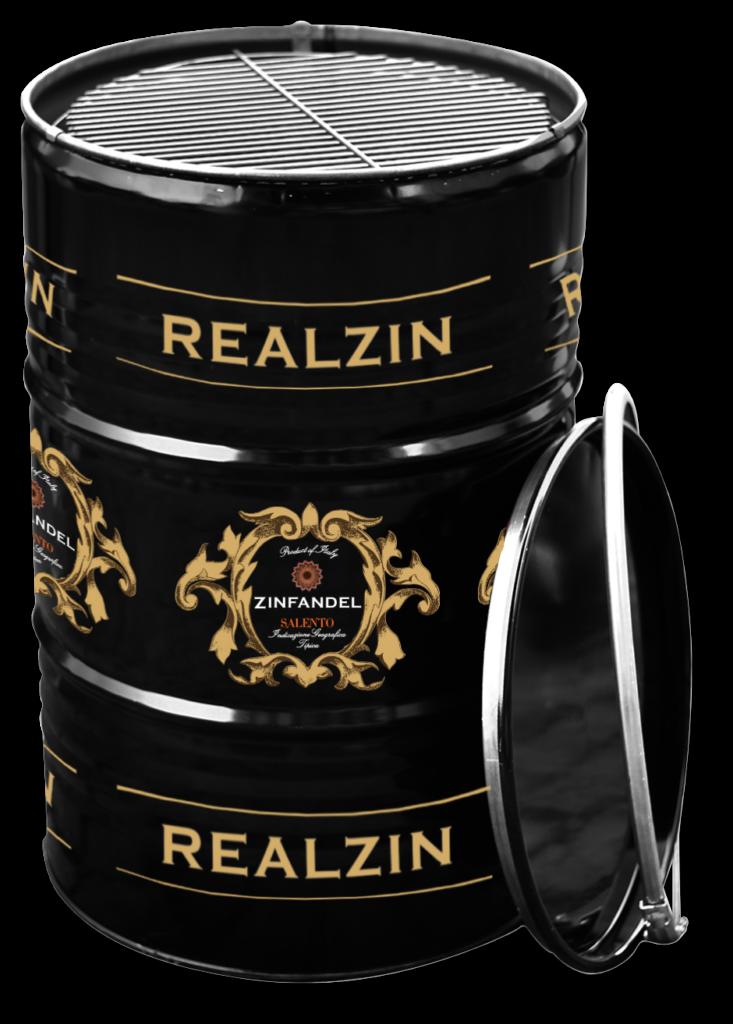 RealZin grill